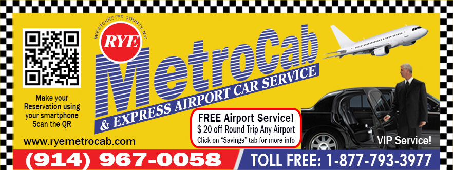 Rye Metro Cab | 24 Hours Airport Car Service